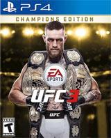 EA Sports UFC 3 Champion Edition