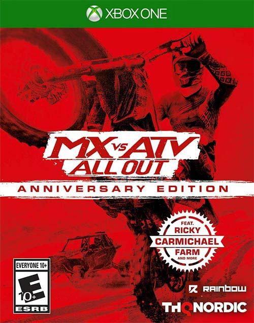 MX vs. ATV: All Out Anniversary Edition