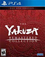 Yakuza Remastered Collection Day One Edition