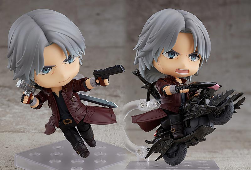 Devil May Cry 5 Dante Nendoroid additional poses