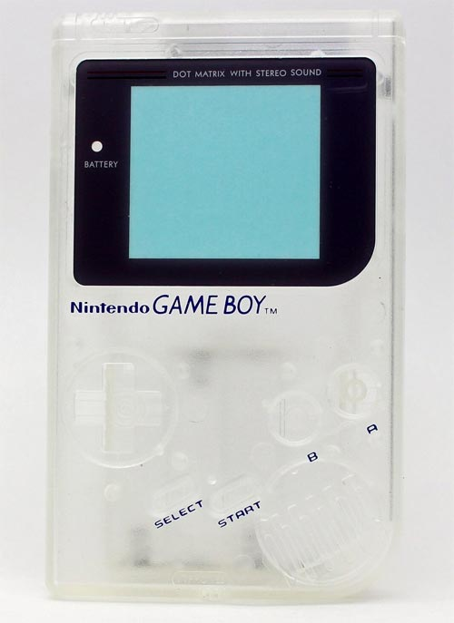Game Boy Housing Shell Replacement Service Clear