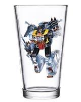 Transformers Grimlock 16 oz Pint Glass