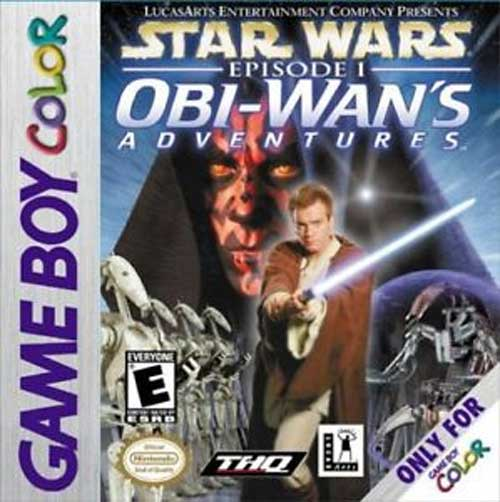 Star Wars: Episode I: Obi-Wan's Adventures