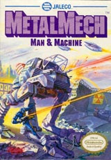 Metal Mech: Man & Machine