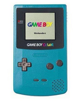 Nintendo Game Boy Color System Teal