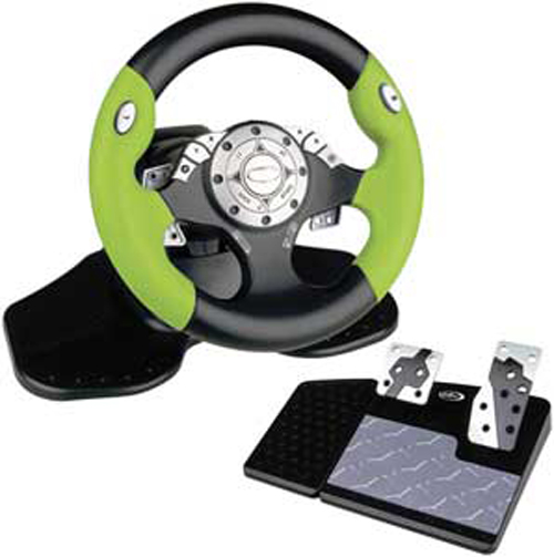 Xbox Wireless Racing Wheel by Intec