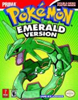 Pokemon Emerald Prima Official Strategy Guide