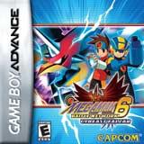 Mega Man Battle Network 6 Cybeast Falzar