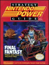 Final Fantasy NES Nintendo Power Strategy Guide
