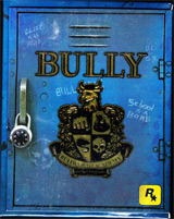 Bully Limited Edition with Dodgeball & Comic