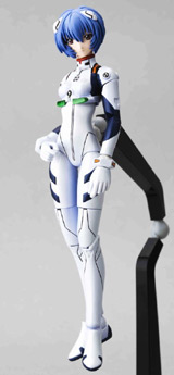 Fraulein Revoltech #001: Rei Ayanami Action Figure