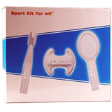 Wii 3 in 1 Accessory Kit