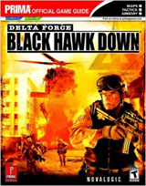 Delta Force: Black Hawk Down Official Strategy Guide Book