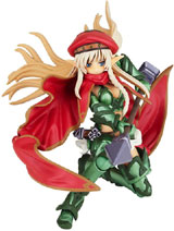 Fraulein Revoltech Queen's Blade Allean Action Figure
