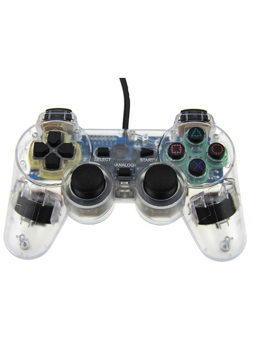 PS2 Controller Clear