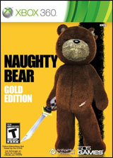 Naughty Bear Gold Edition