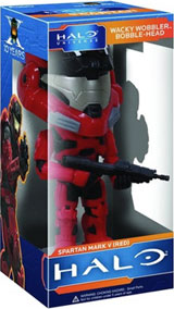 Halo Reach: Spartan Mark V Wacky Wobbler
