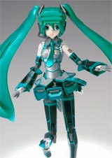 Vocaloid Hatsune Miku Composite KA Virtual On Action Figure