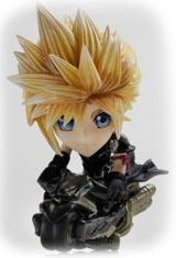 Final Fantasy Trading Arts Kai Mini Cloud Figure