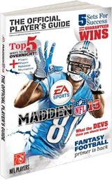 Madden NFL 13 Official Guide