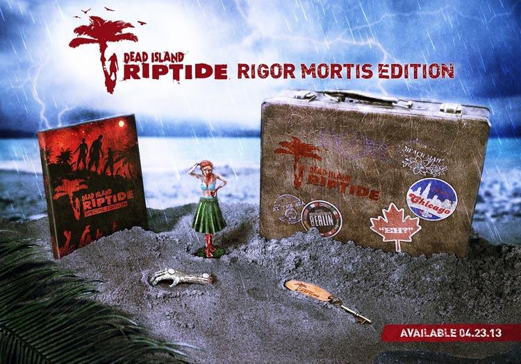 Dead Island Riptide CE
