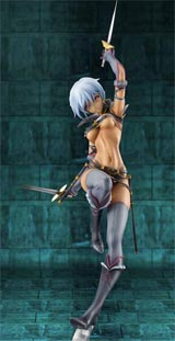 Queen's Blade: P-11 Assassin Irma EX Model PVC Figure