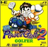 Power Golf 2: Golfer Super CD-ROM2