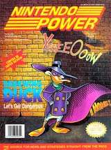 Nintendo Power Volume 36: Darkwing Duck