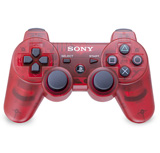 Playstation 3 DualShock 3 Controller Crimson Red by Sony