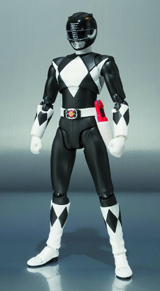 Mighty Morphin Power Rangers Black Ranger S.H. Figuarts Action Figure