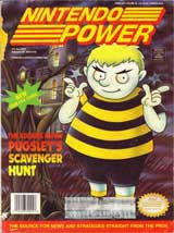 Nintendo Power Volume 45 Pugsley's Scavenger Hunt