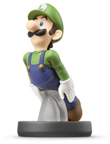 amiibo Luigi Super Smash Bros. Series