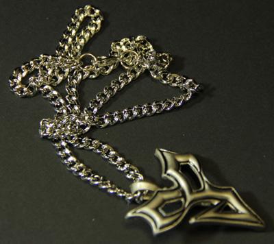 Final Fantasy X: Tidus Logo Necklace