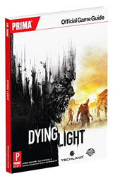 Dying Light Official Strategy Guide Book