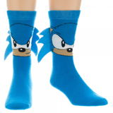 Sonic the Hedgehog: Crew Sock with Quill Wings