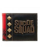 Suicide Squad Harley Quinn Studded Bi-Fold Wallet