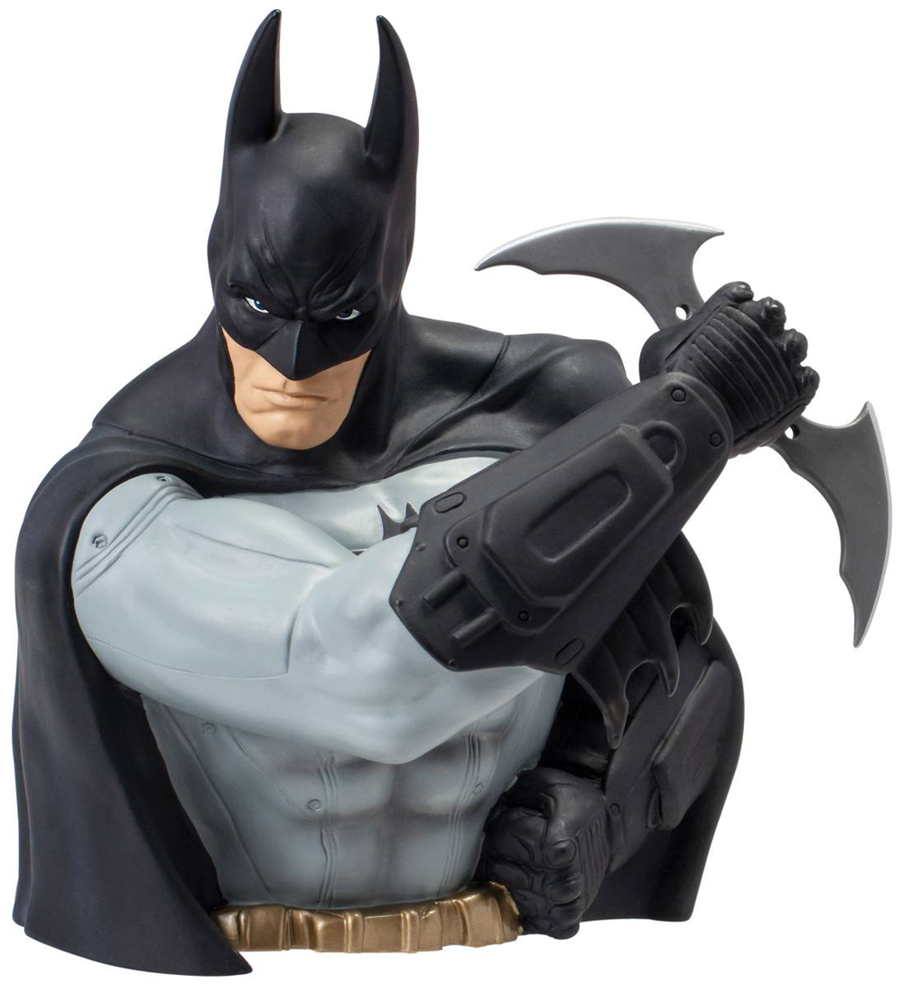 Batman Arkham Asylum PX Bust Bank