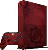 Microsoft Xbox One S 2TB Gears of War 4 Limited Edition System Trade-In