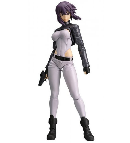 Ghost in the Shell: Stand Alone Complex Mokoto Kusanagi Figma