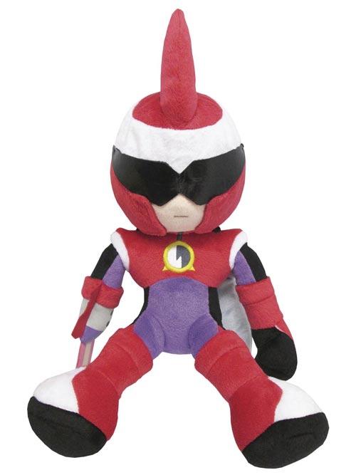 Mega Man: Proto Man EXE 12 Inch Plush