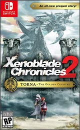 Xenoblade Chronicles 2: Torna the Golden Country (Nintendo Switch) boxart