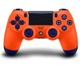 PlayStation 4 Dualshock 4 Controller Sunset Orange