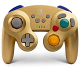 Nintendo Switch Wireless GameCube Controller: Gold