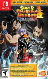 Super Dragon Ball Heroes: World Mission Hero Edition