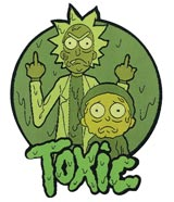 Rick & Morty Toxic Patch