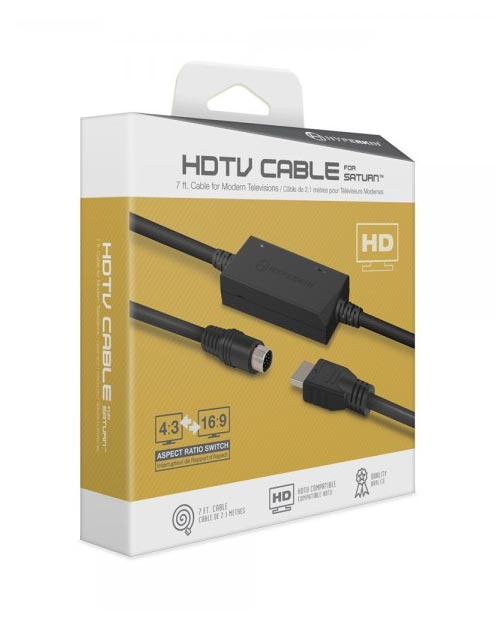 Saturn HDTV Cable