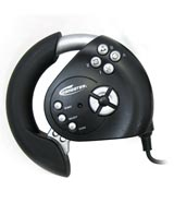 PlayStation 2 Radica Steering Wheel by Gamester