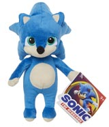 Sonic the Hedgehog Movie Baby Sonic 8 Inch Plush