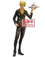 One Piece Grandista Nero Sanji Figure