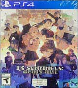 13 Sentinels: Aegis Rim Launch Edition